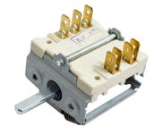 ROTARY SWITCH KIT 16A 240V OFF + 3 ON